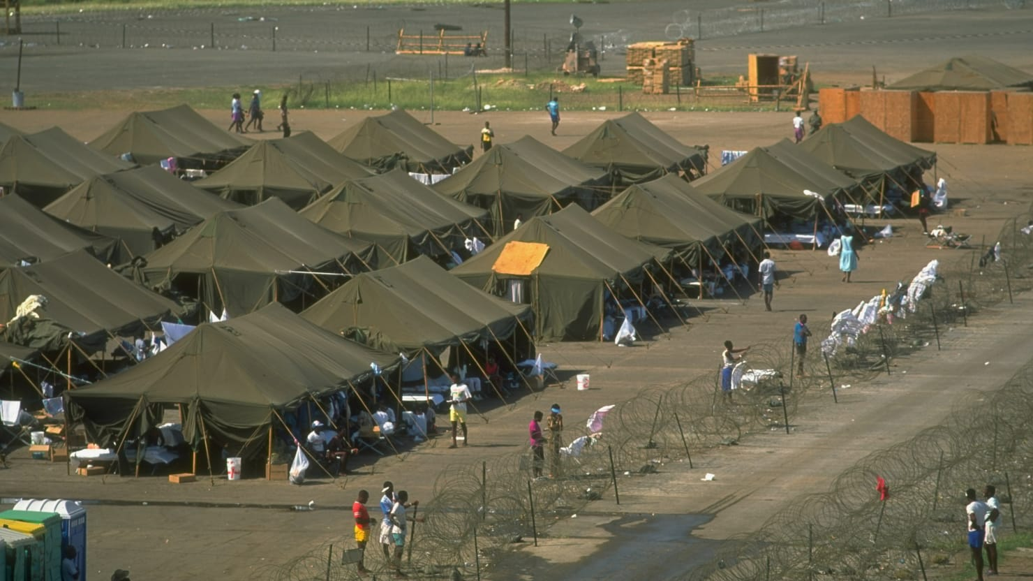 History Lesson Gitmo Started As A Detention Camp For