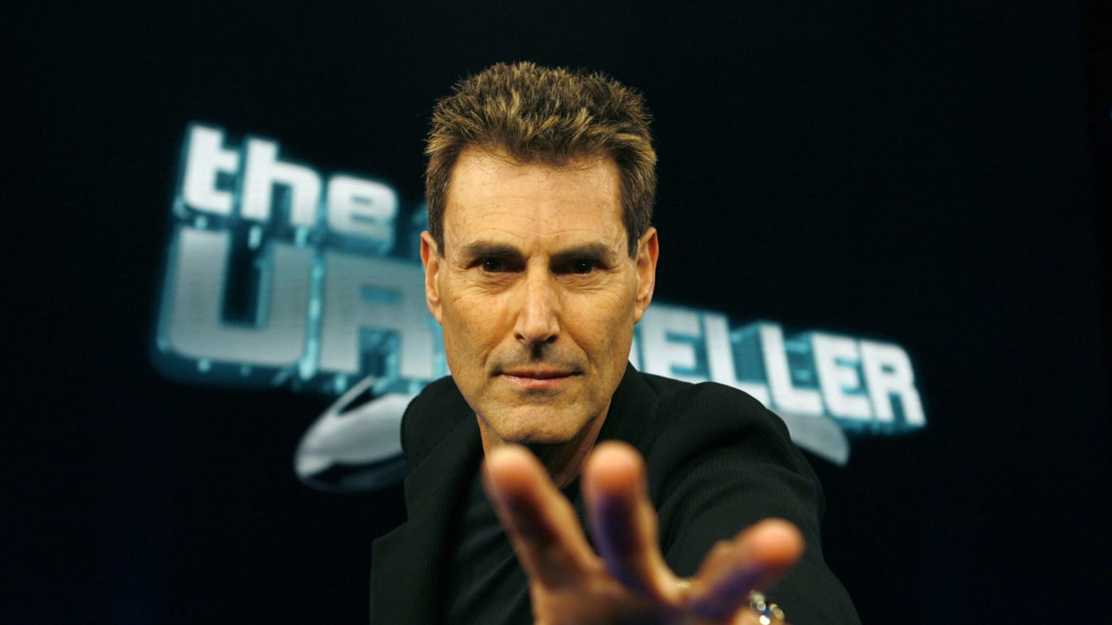 Secret CIA Tests Found TV Psychic Uri Geller Really Did Have Special Powers