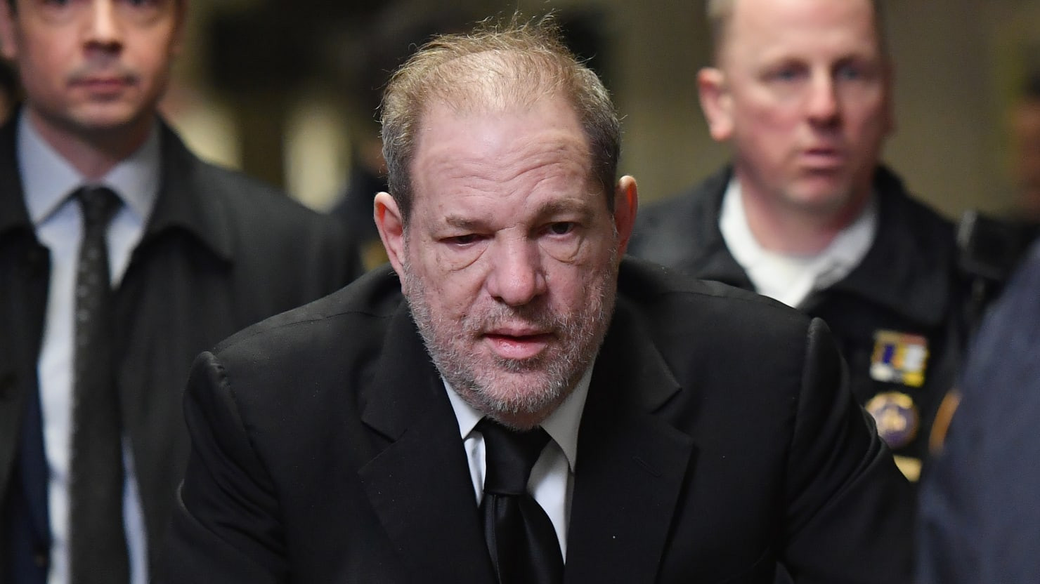 Five Jurors Chosen for Harvey Weinstein's NYC Trial So Far