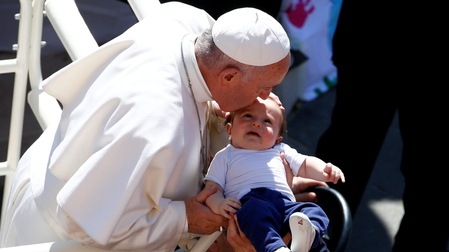 thedailybeast.com - Barbie Latza Nadeau - Pope Francis Says Abortion is Never Ok, Not Even if Fetus Will Die