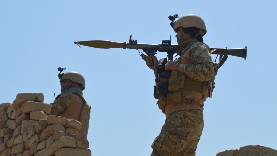 Two Taliban Leaders Among 85 Killed in US-Led Air Strikes