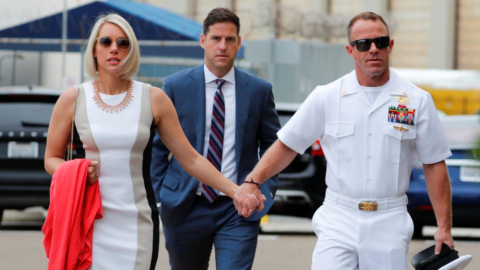 Navy SEALs Testify Platoon Chief Edward Gallagher Shot Girl