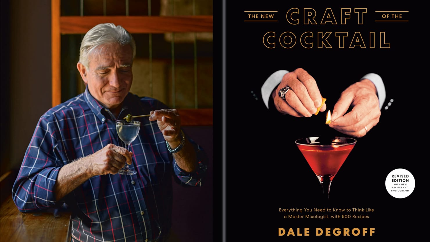 All Cocktail Drinkers Need to Own this Bartending Book