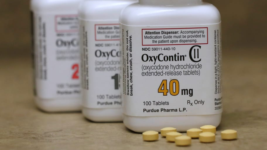 Newly Released Data: 76 Billion Opioid Pills Flooded U.S. in Six Years