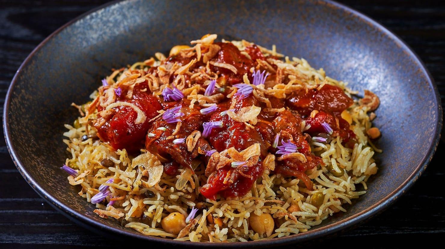 Our Favorite Winter Dish Is Michael Mina's Egyptian Koshary