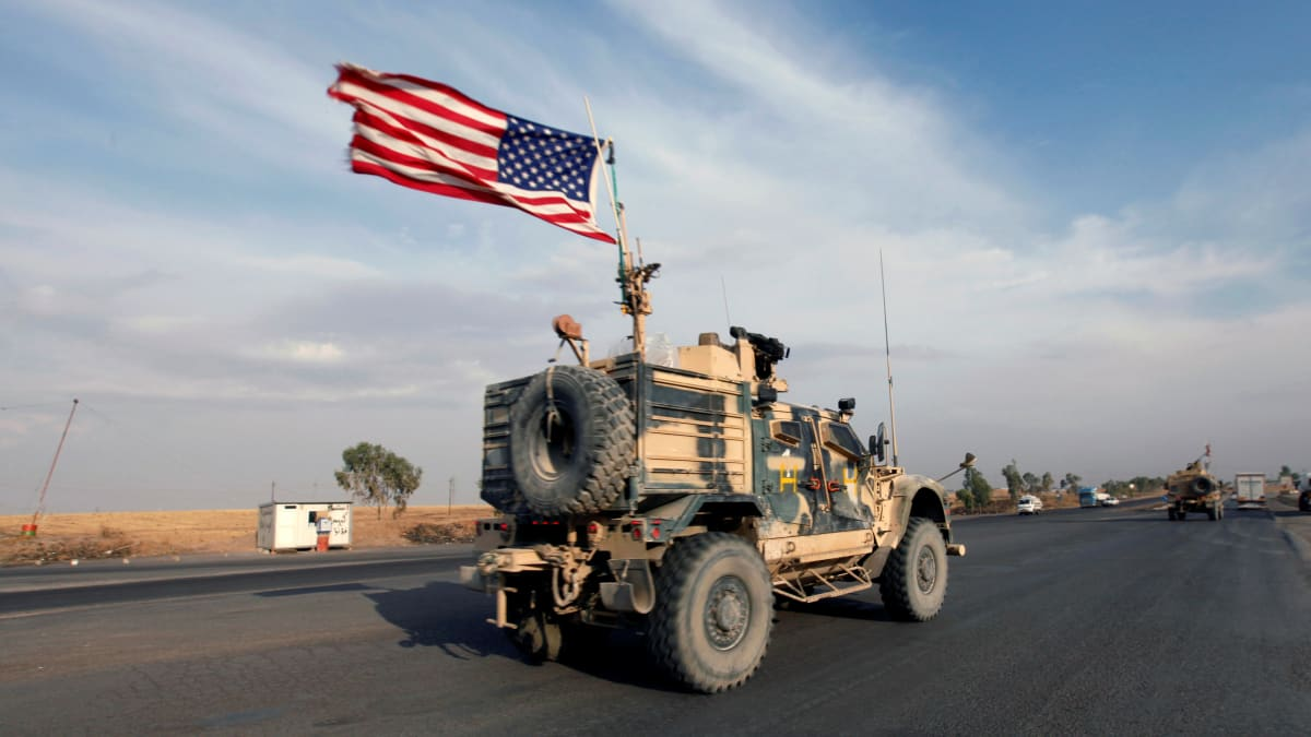 American Military Crosses Border Into Northwestern Syria