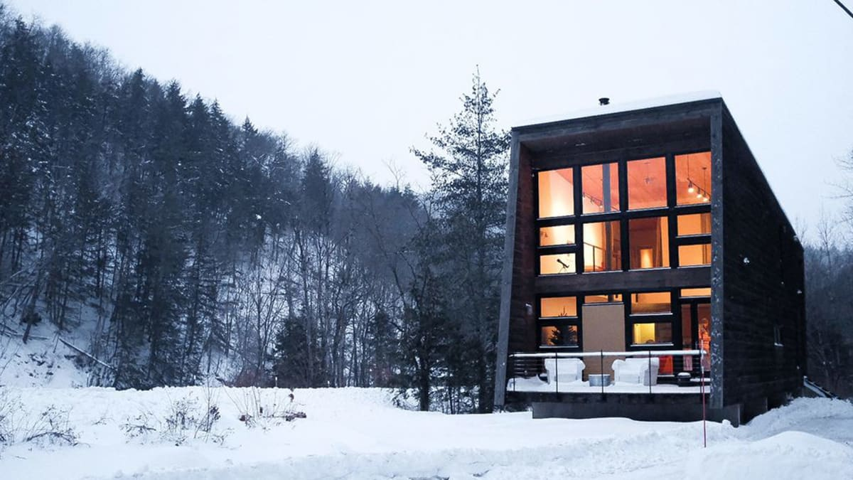 OMG, I Want to Rent This House: Jamaica, Vermont