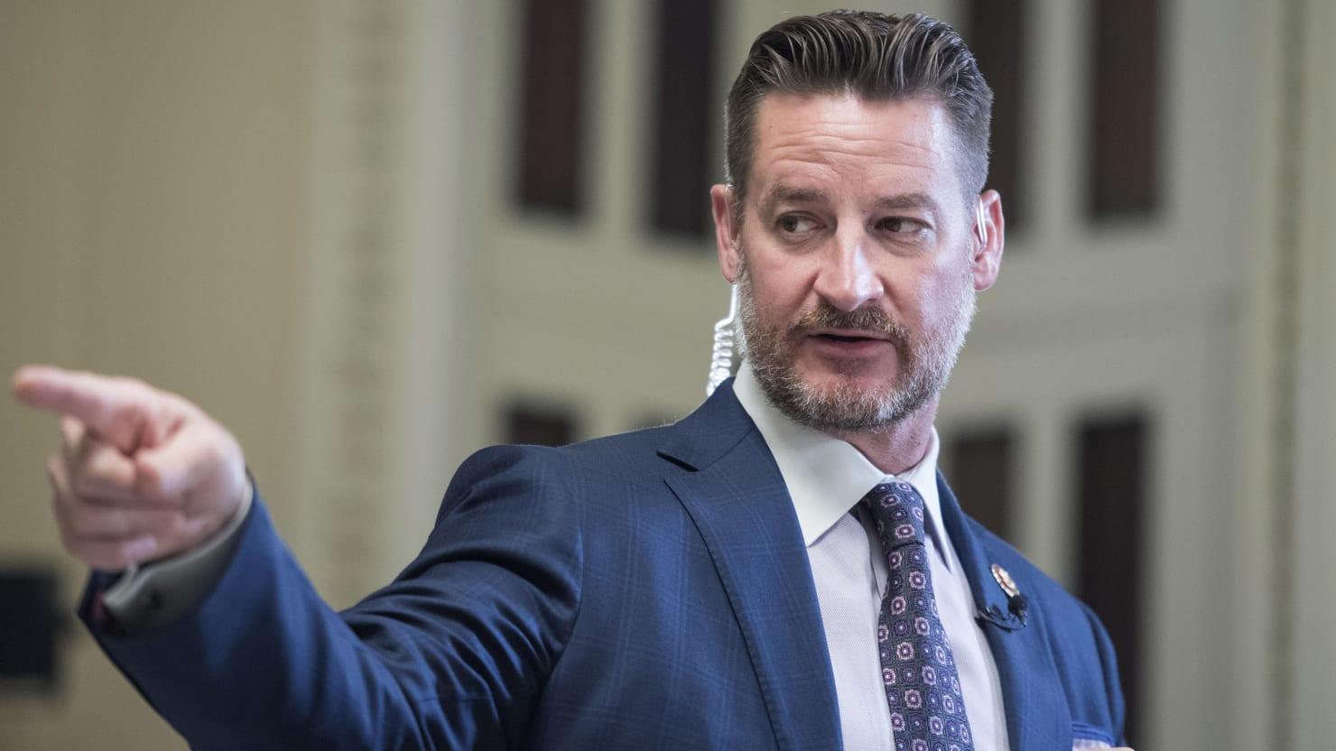 MAGA-Loving Congressman Accidentally Pushes to Ban Trump Campaign Spending at Trump Properties
