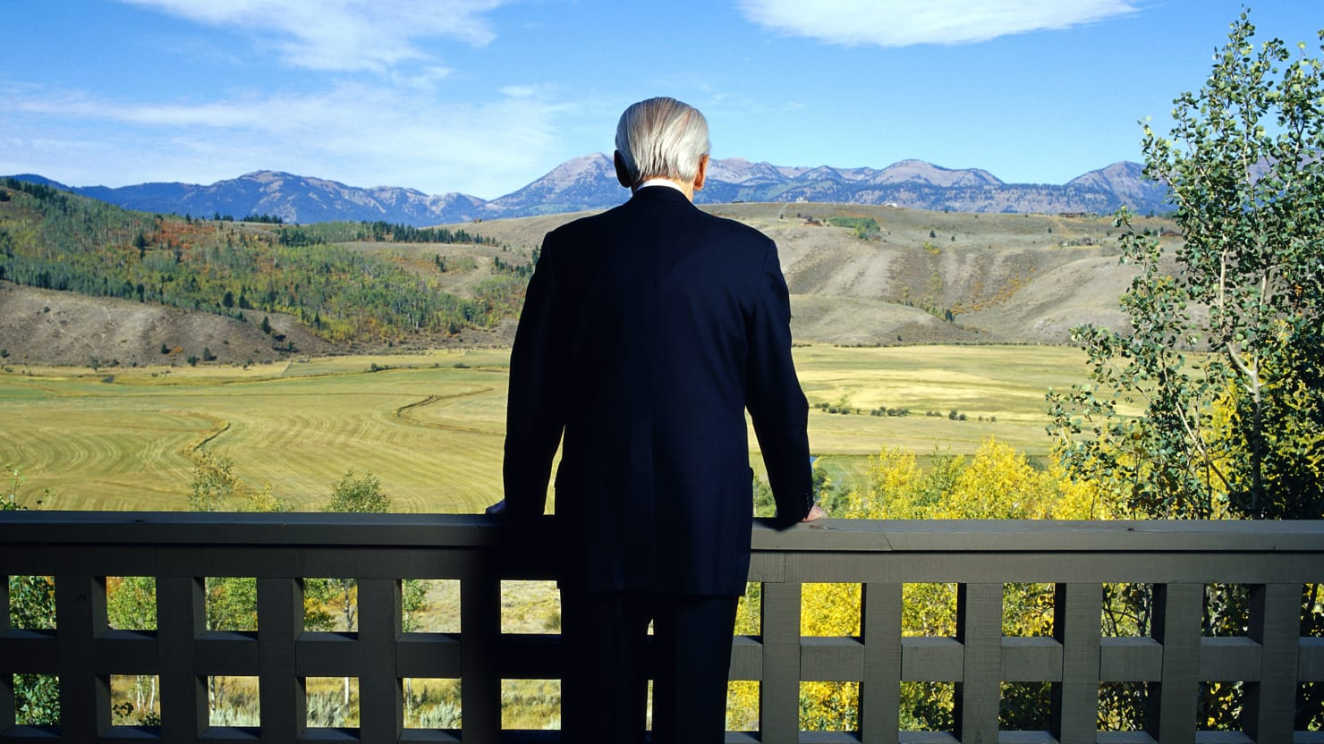 Billionaires Cowboy Up and Turn Wyoming Into a Gated Community