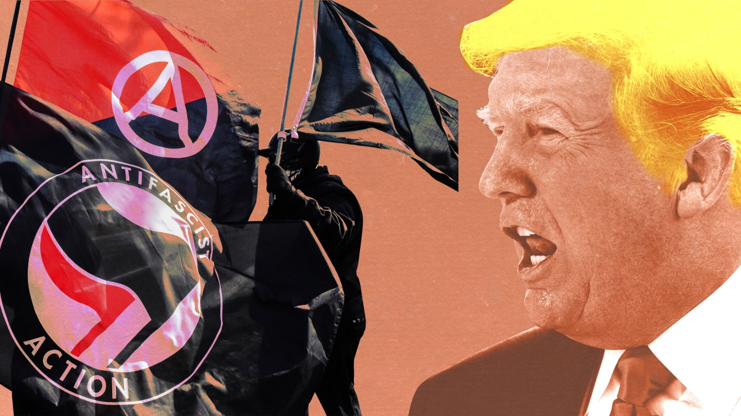 Trump's 'ANTIFA' Threat Is Total Bullshit—And Totally Dangerous
