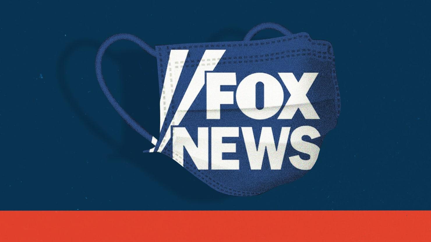Fox Host Wonders When Masks Got 'Political.' He Should Watch His Own Network.