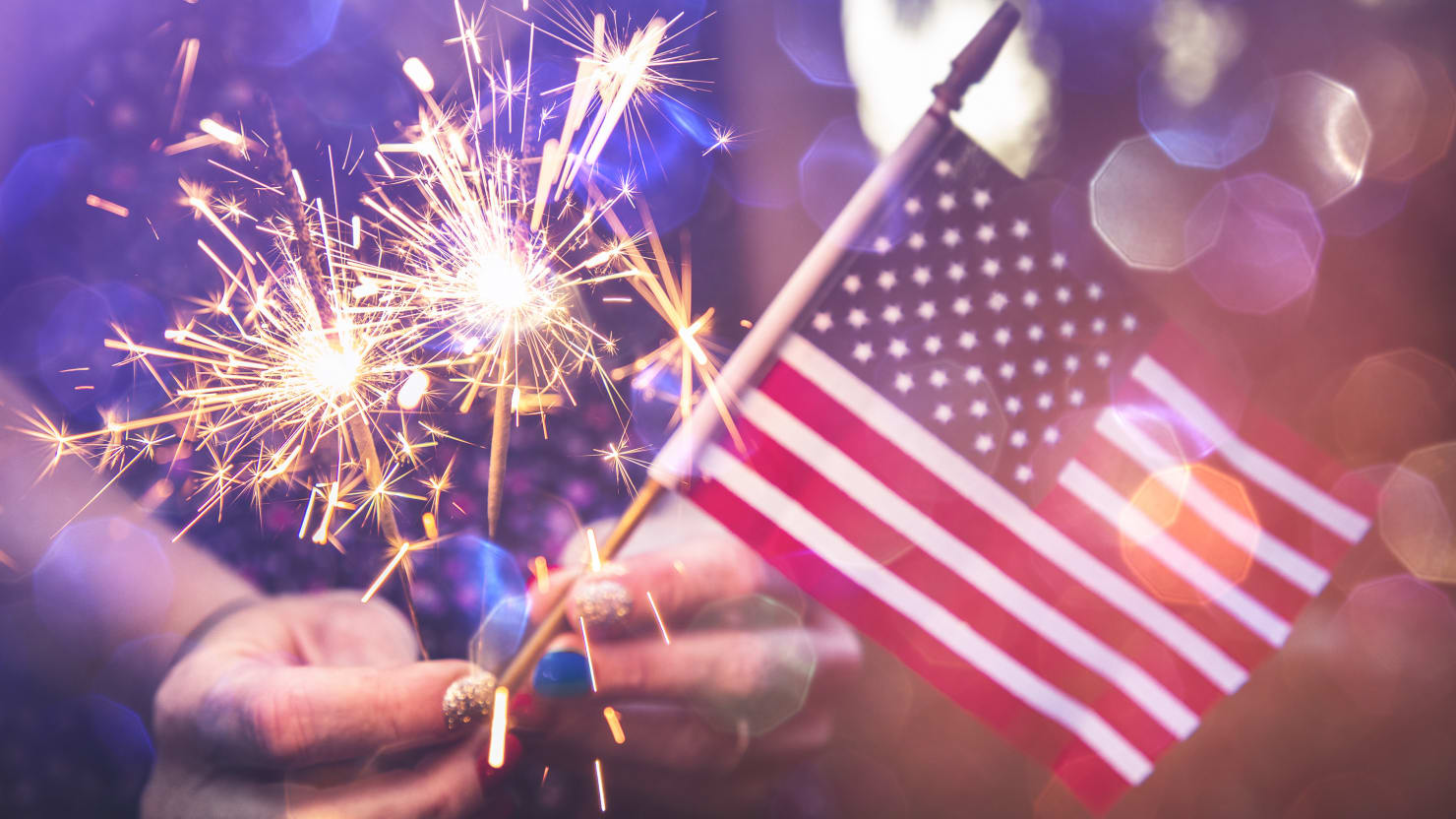 The Quiet Fourth of July