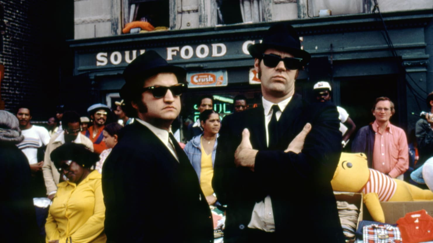 Dan Aykroyd: How Cocaine and a Love of Music Fueled 'The Blues Brothers'