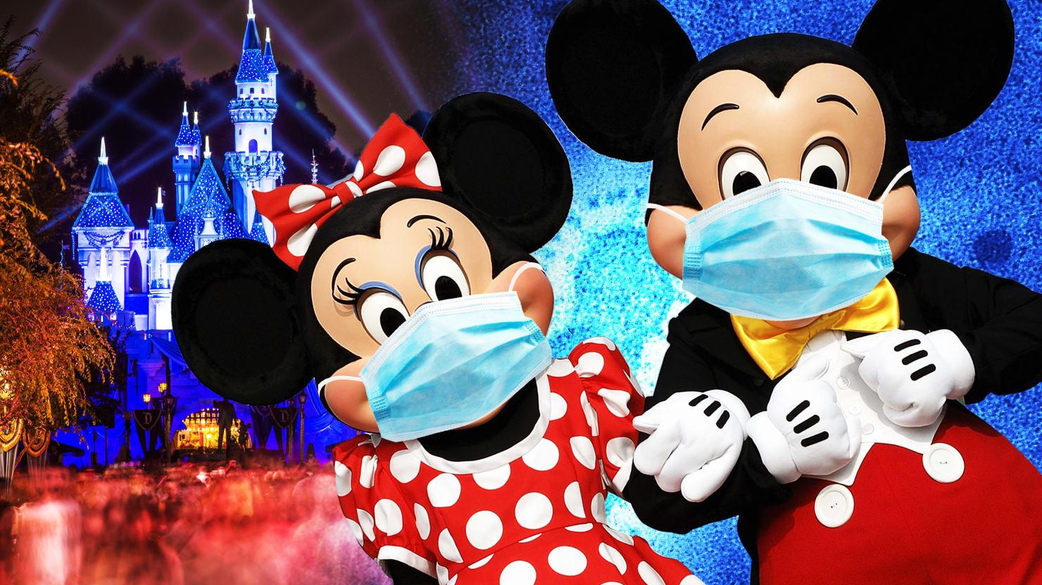 What Disney World Staff Fear Most as It Barrels Toward Reopening