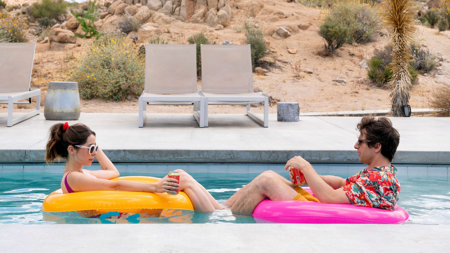 'Palm Springs' Is the Best New Rom-Com in Years—and Surprisingly Timely
