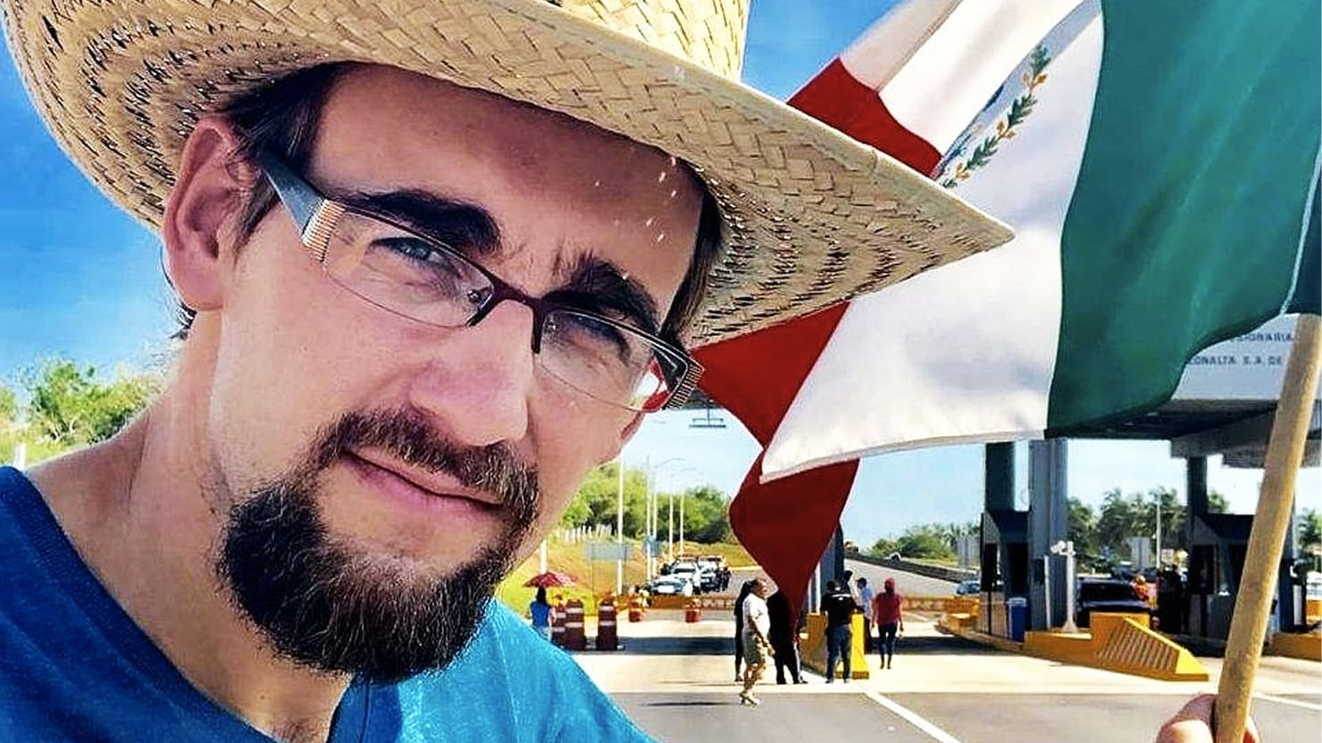 The Bizarre Story of a Far-Right Activist Taking COVID Trutherism to Mexico