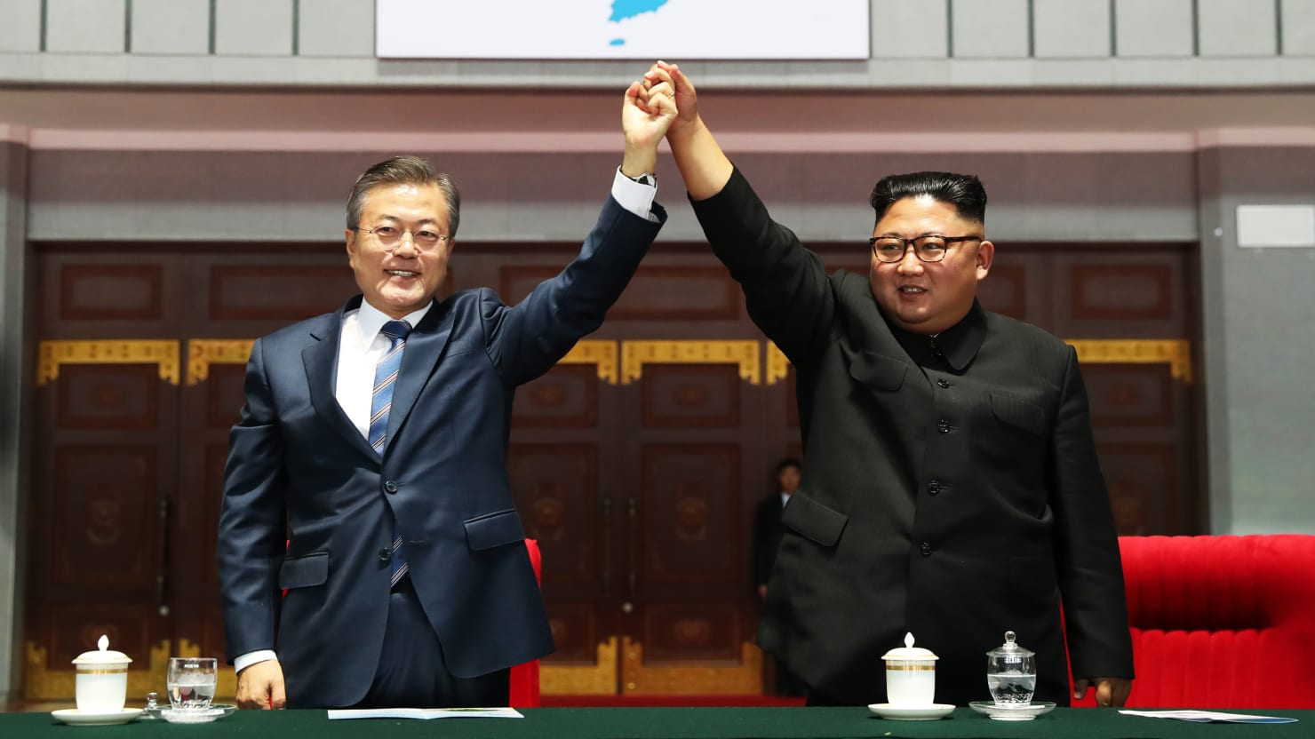 South Korea's Old Torture Factory Is Making Nice With Kim Jong Un