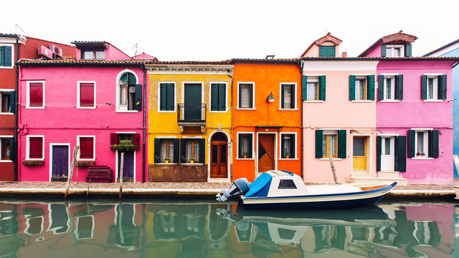 Italy's Tourism Bust Leads to Real Estate Boom