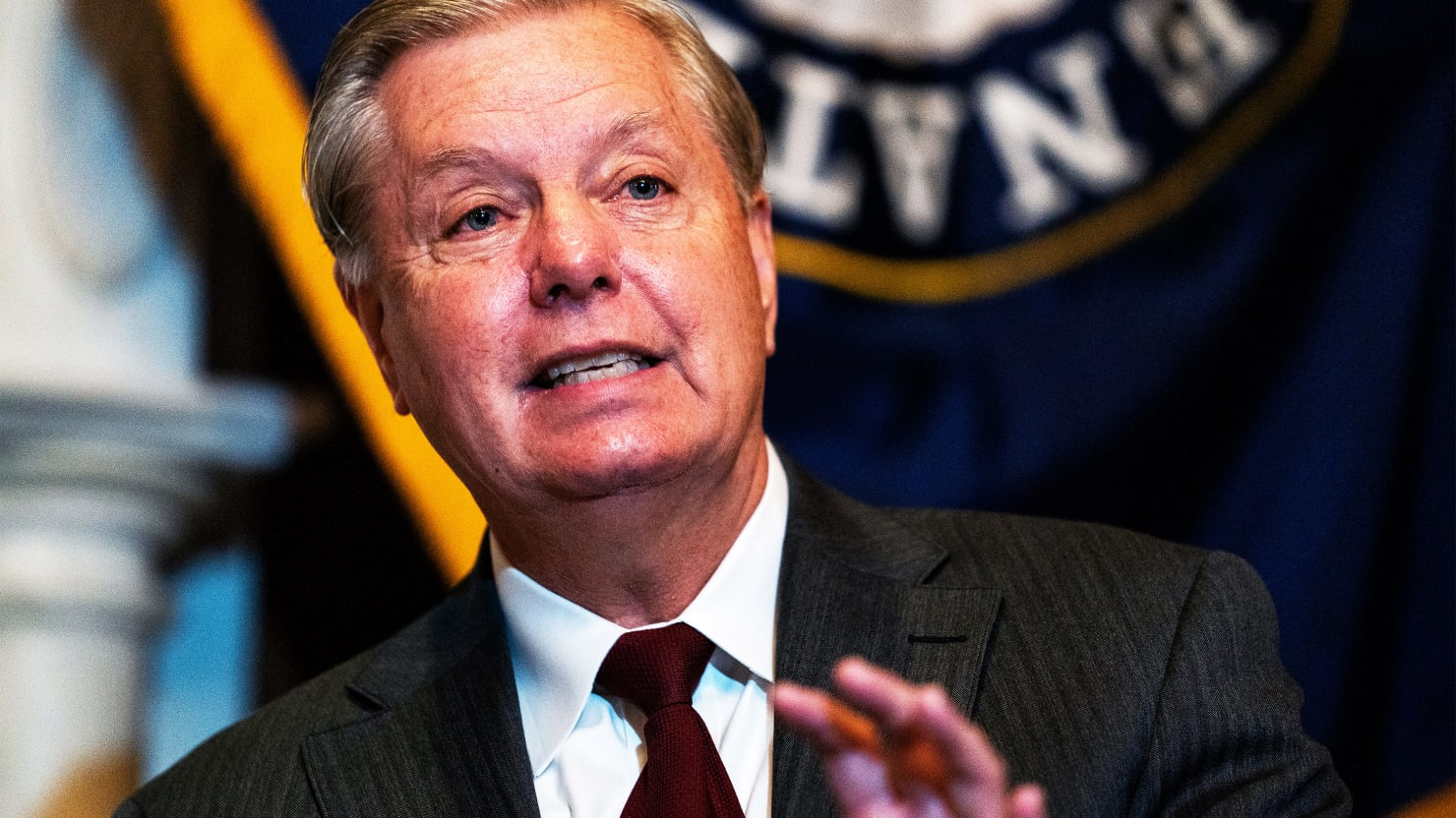 Lindsey Graham on Spreading Potential Russian Disinformation: It Doesn't Matter If It's True