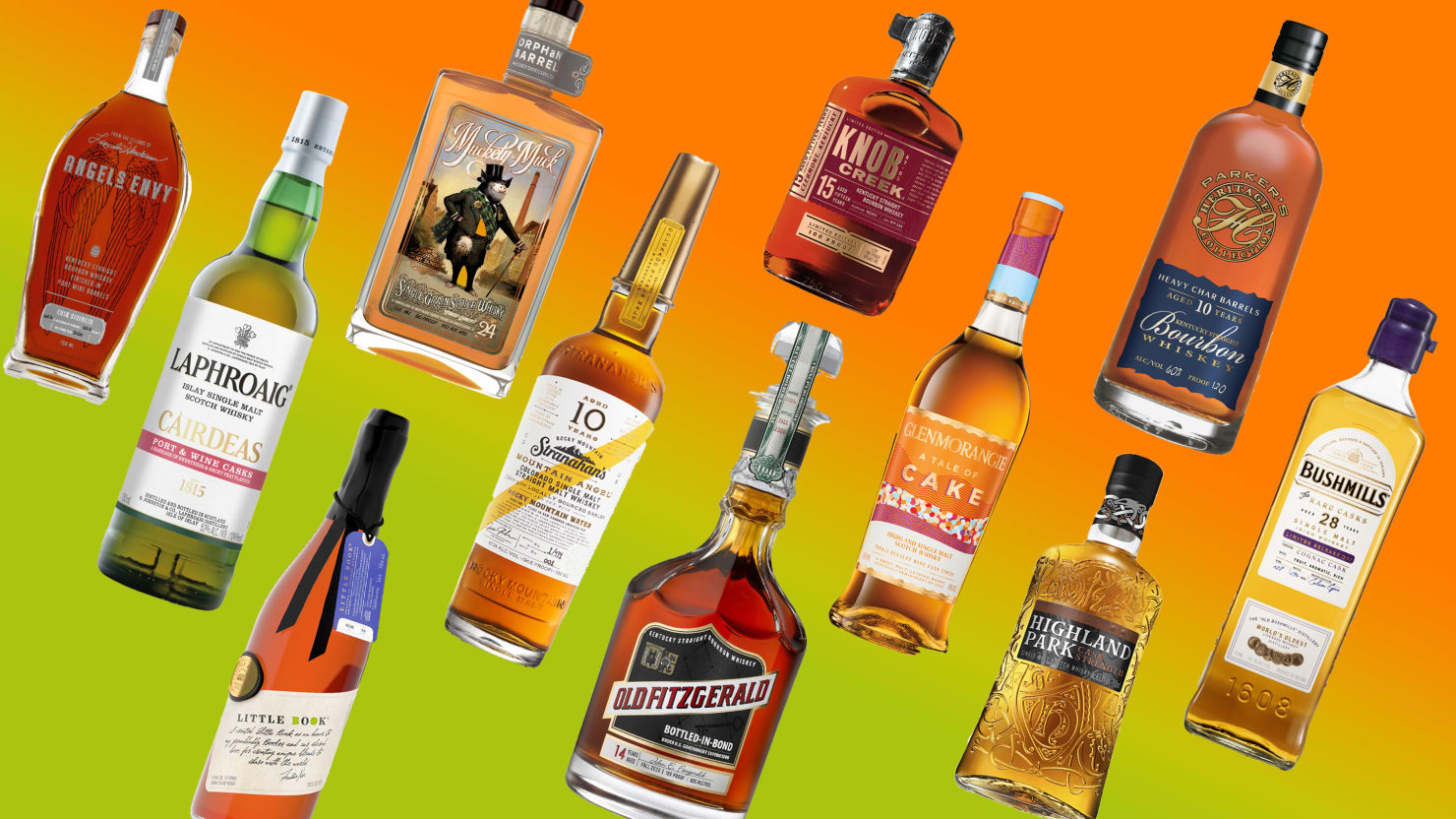 Get These Limited-Edition Whiskies Before They Sell Out