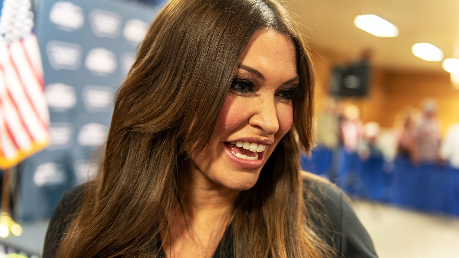 The Time Kimberly Guilfoyle Got COVID-19—and Montana Heard Nothing
