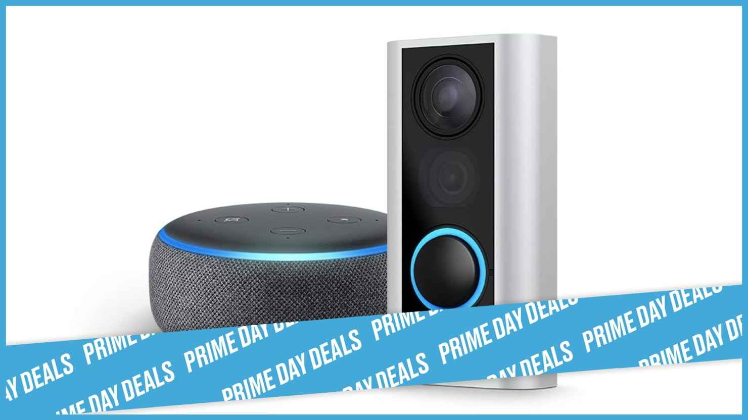 Bought a New House? Buy a Ring Doorbell, Get a Free Echo Dot