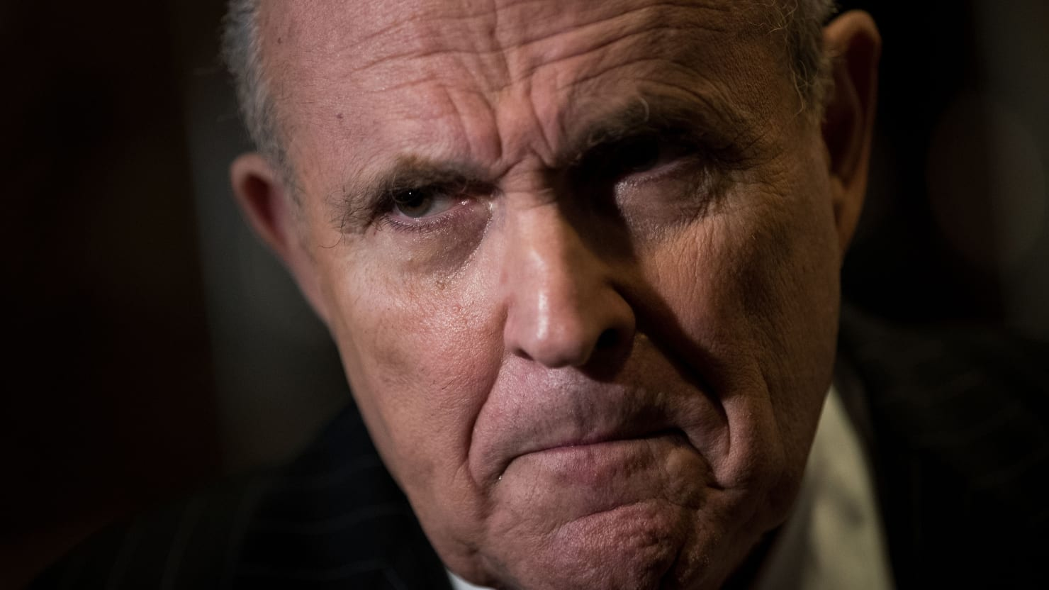 Man Who Reportedly Gave Hunter's Laptop to Rudy Speaks Out in Bizarre Interview