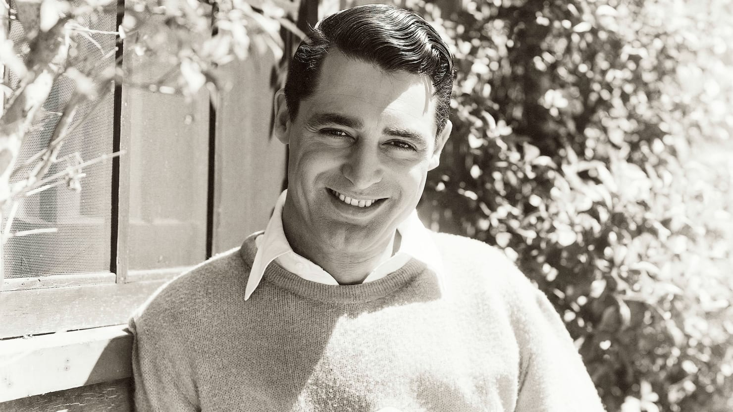 Revealed: Cary Grant's Bisexuality and Love of LSD