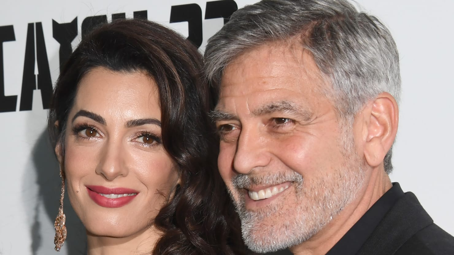 George Clooney Blows Whistle on High-Priced Summit That Used His Name