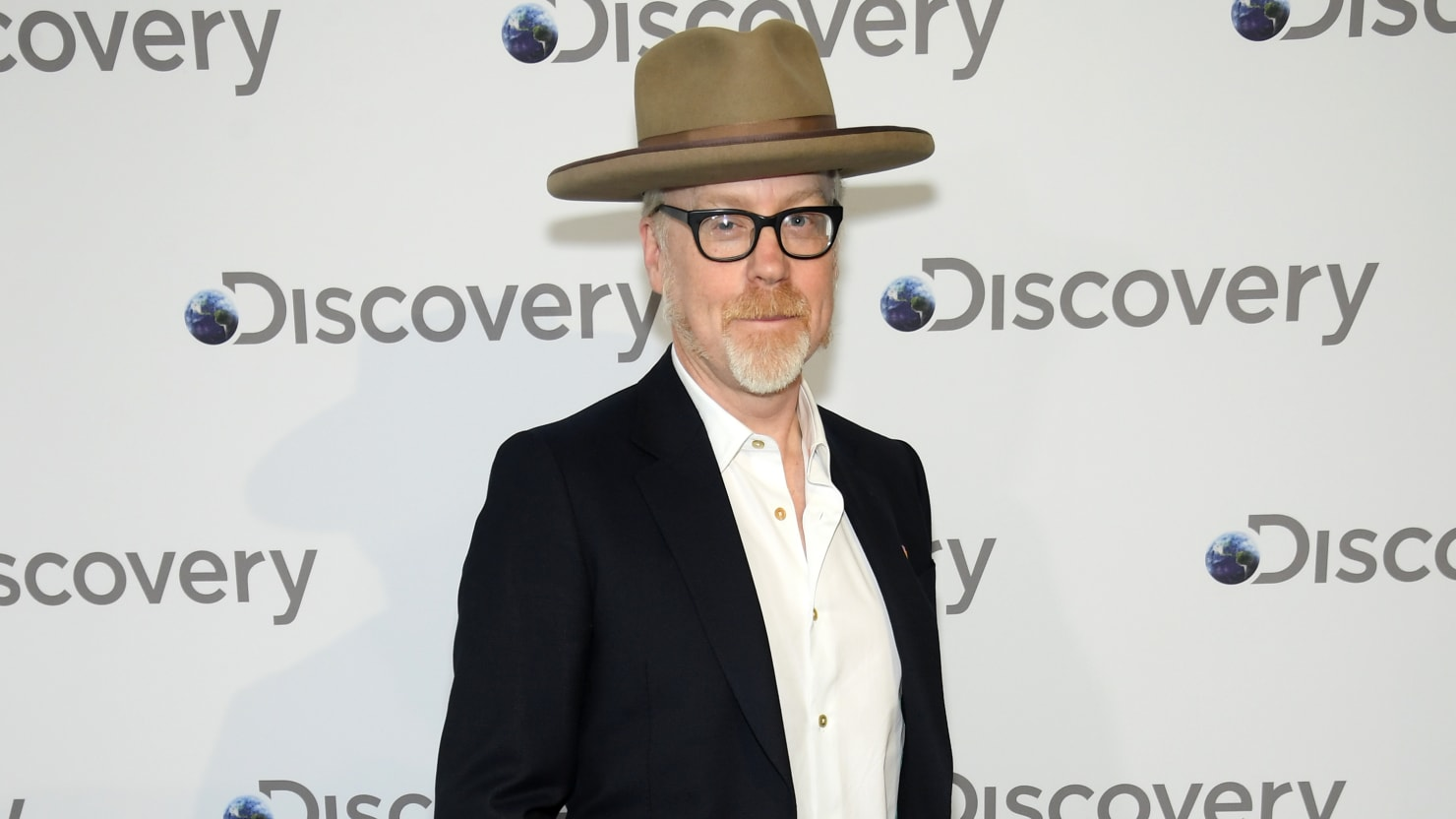 Sister of 'Mythbusters' Alum Adam Savage Accuses Him of Raping Her in the 1970s