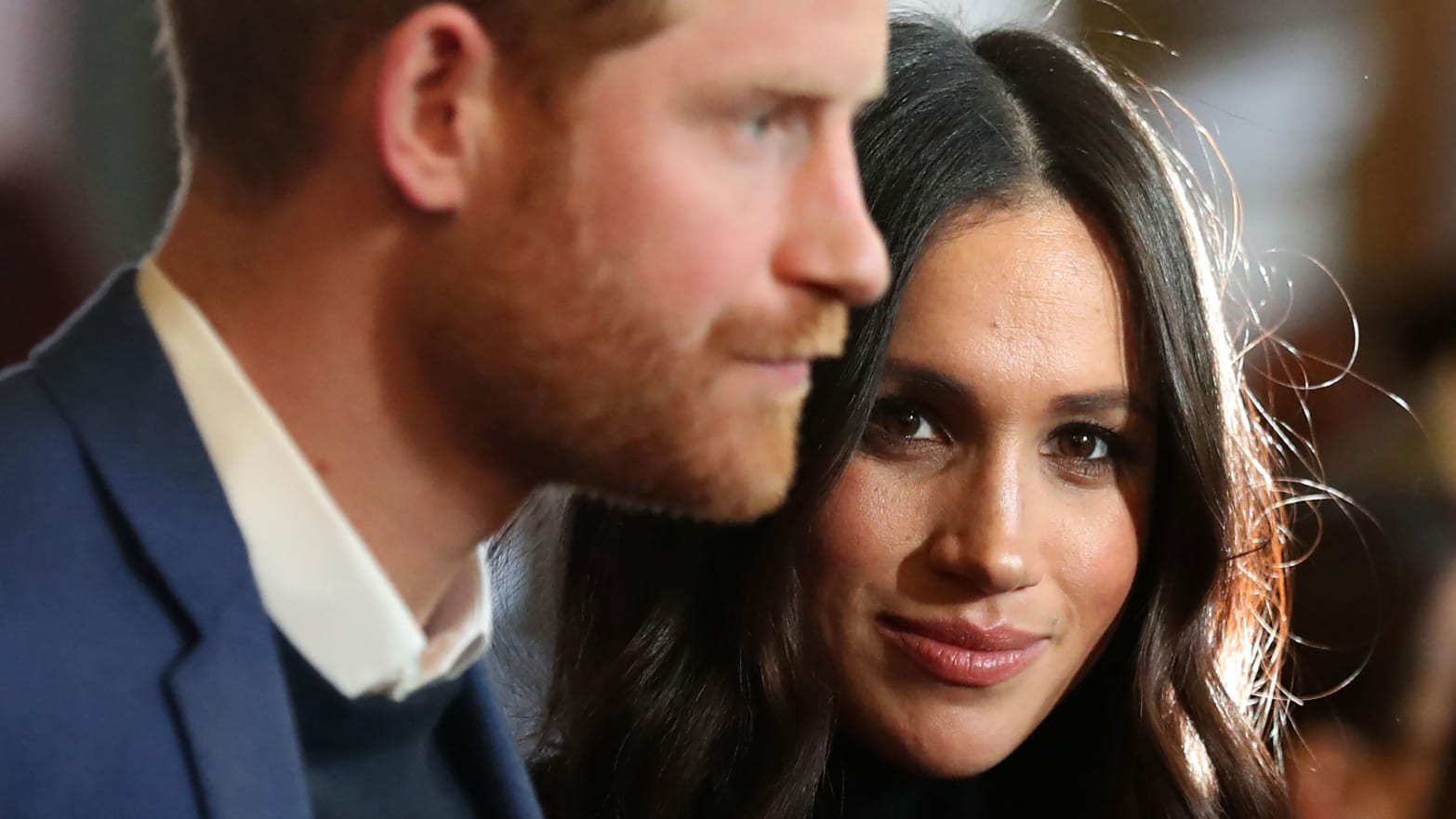 Prince Harry—Without Meghan—Gets Ready To Make Small Talk With President Trump