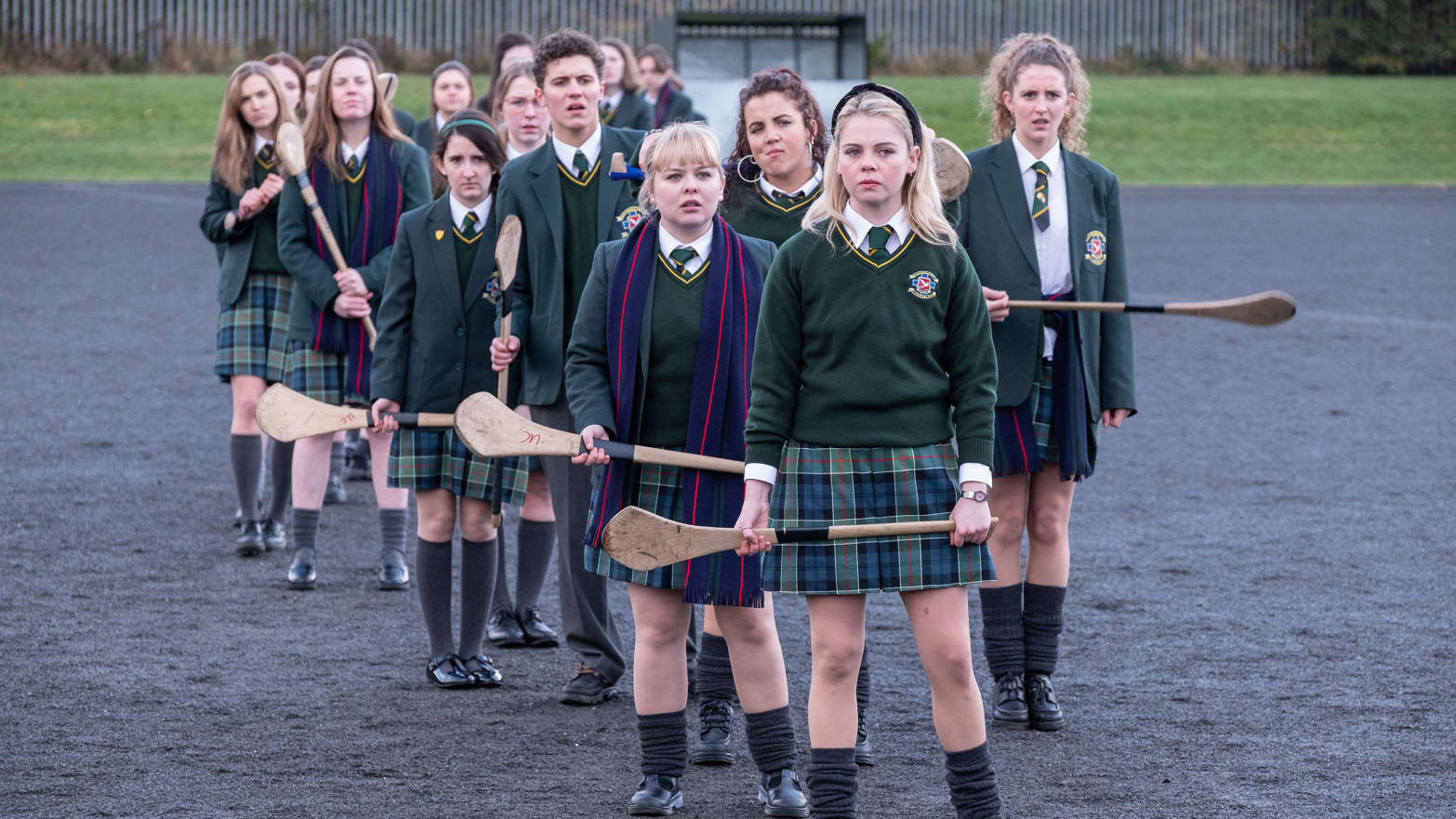 Netflix's 'Derry Girls' Is the Hilarious Irish Answer to 'My So