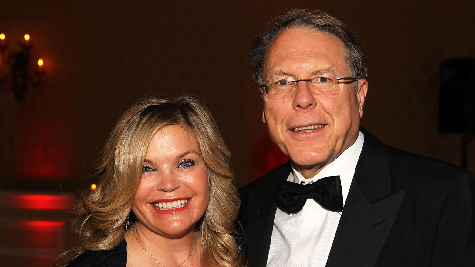 NRA Spent Tens of Thousands on Hair and Makeup for CEO Wayne LaPierre's Wife, Susan
