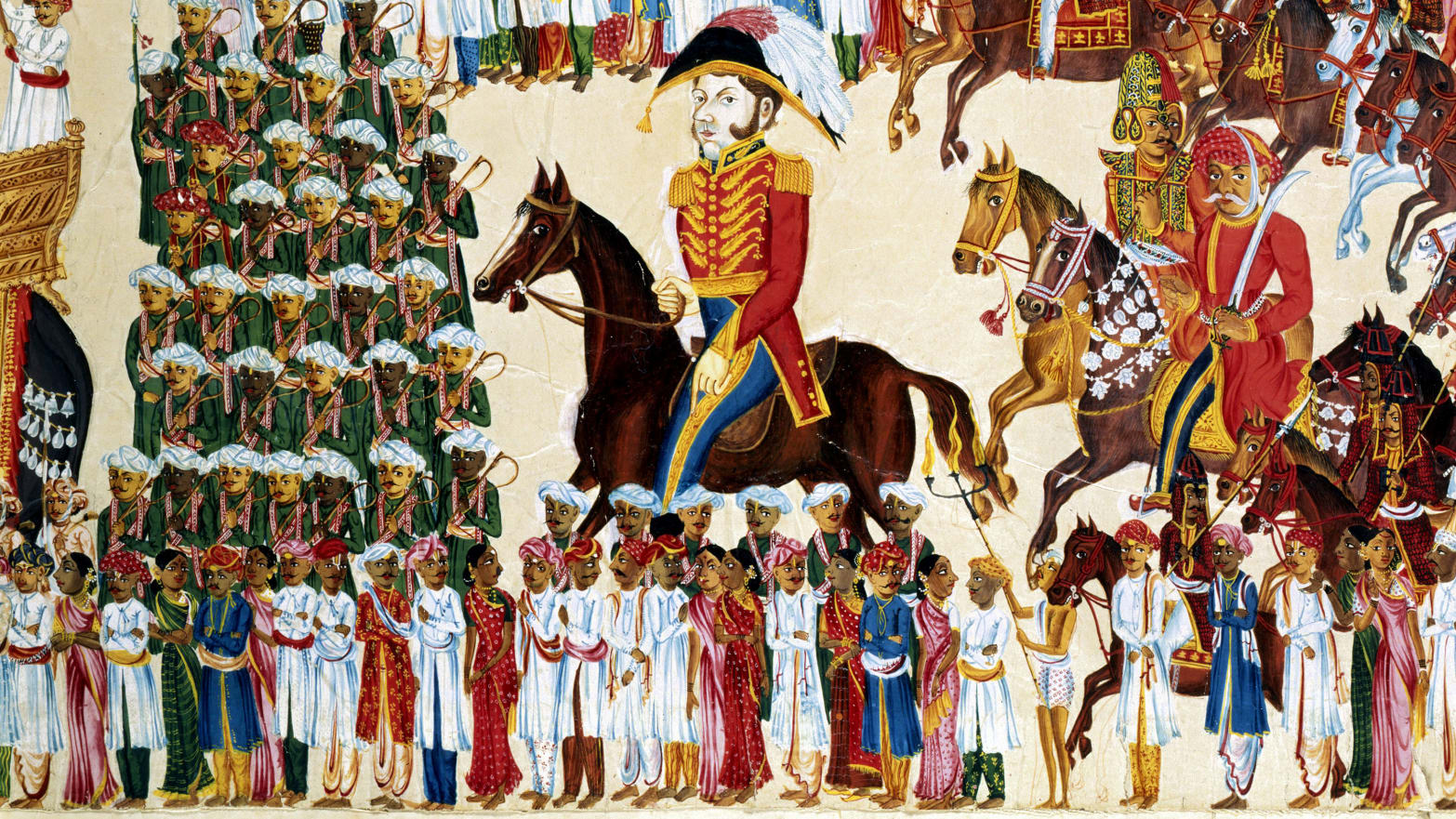 William Dalrymple's 'The Anarchy' About the East India