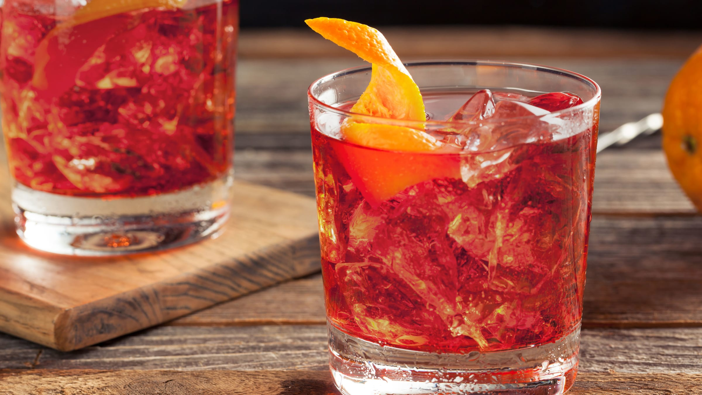Everything You Always Wanted to Know About the Negroni