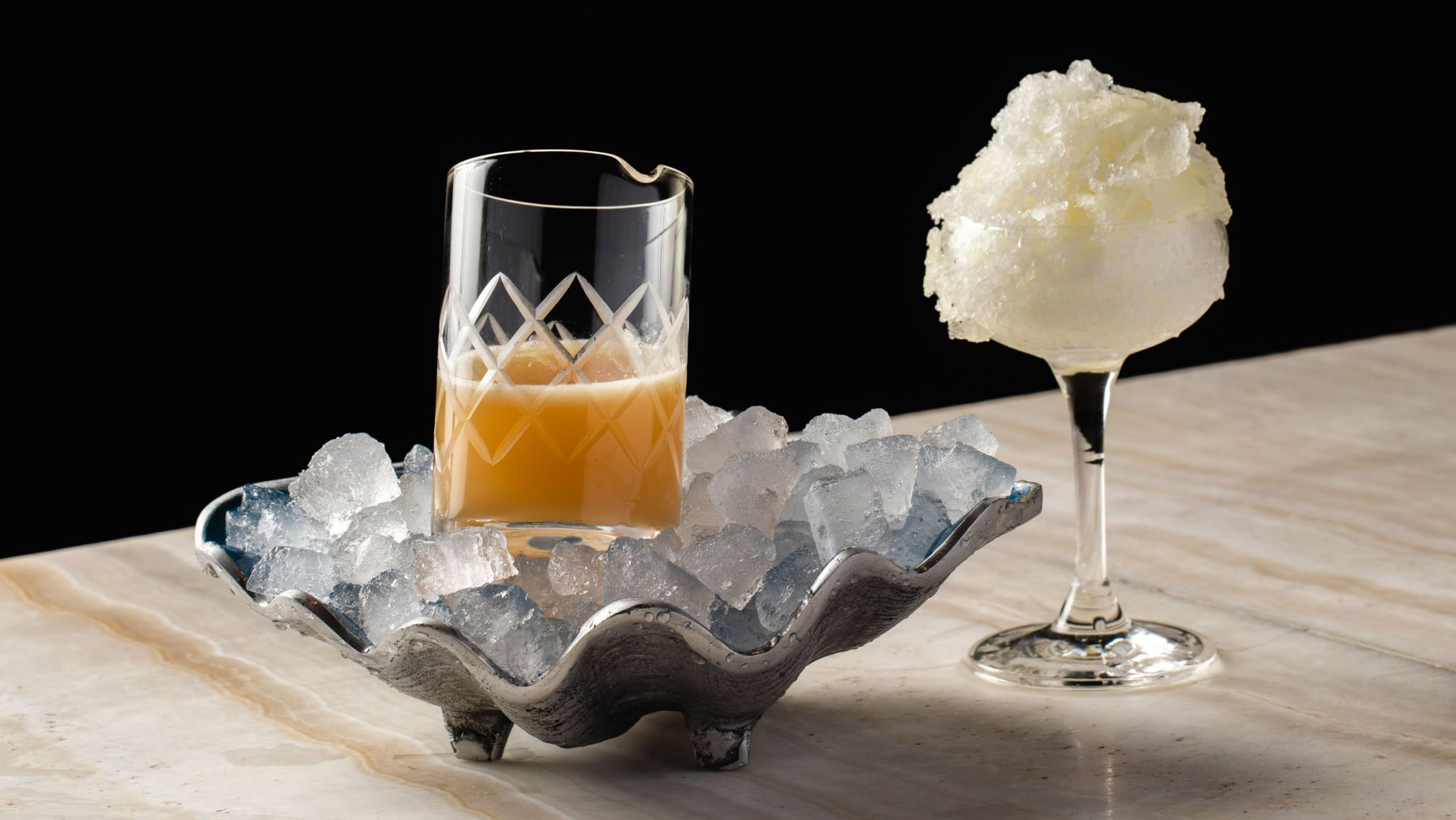 Bartender Kevin Beary From the Bamboo Room Is Obsessed With Shaved Ice