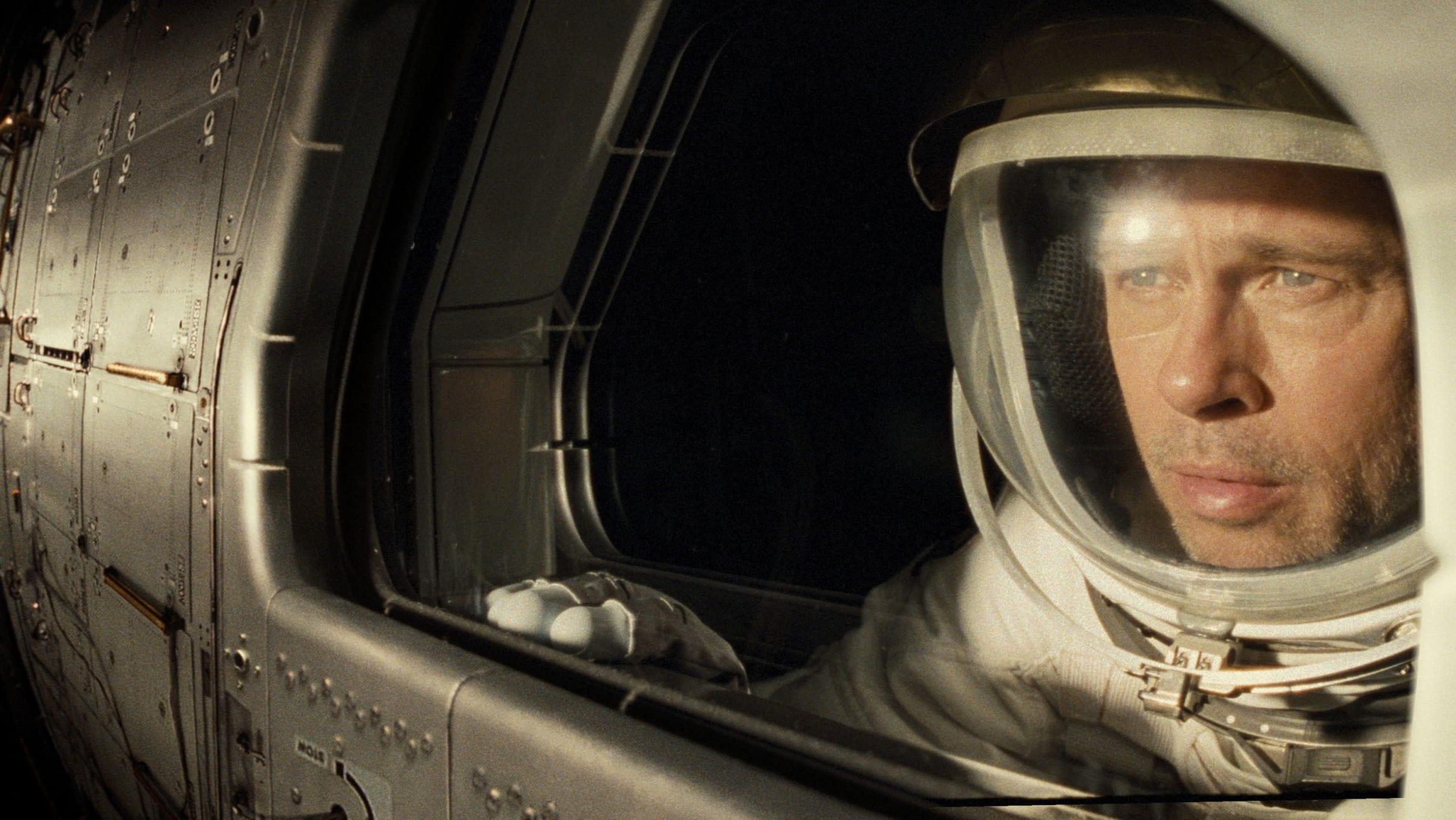 Brad Pitt's 'Ad Astra' Is One Big, Shiny Ad for Lockheed Martin