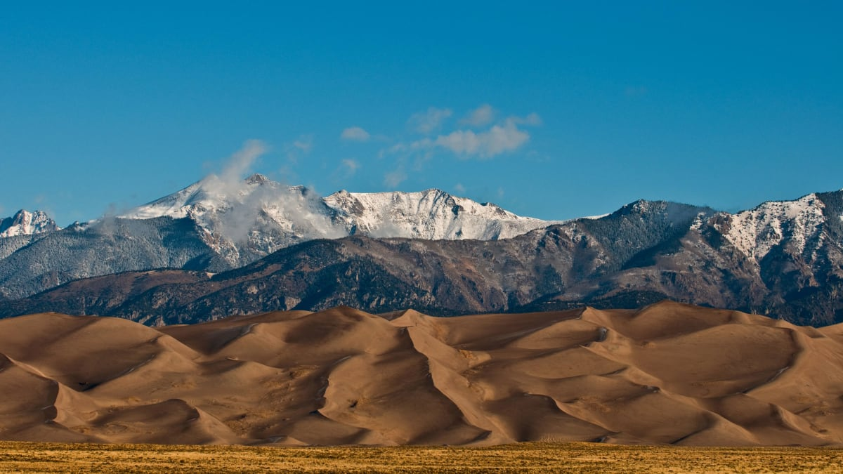 Great Sand Dunes National Park: My Epic American Road Trip to the Great Sand Dunes
