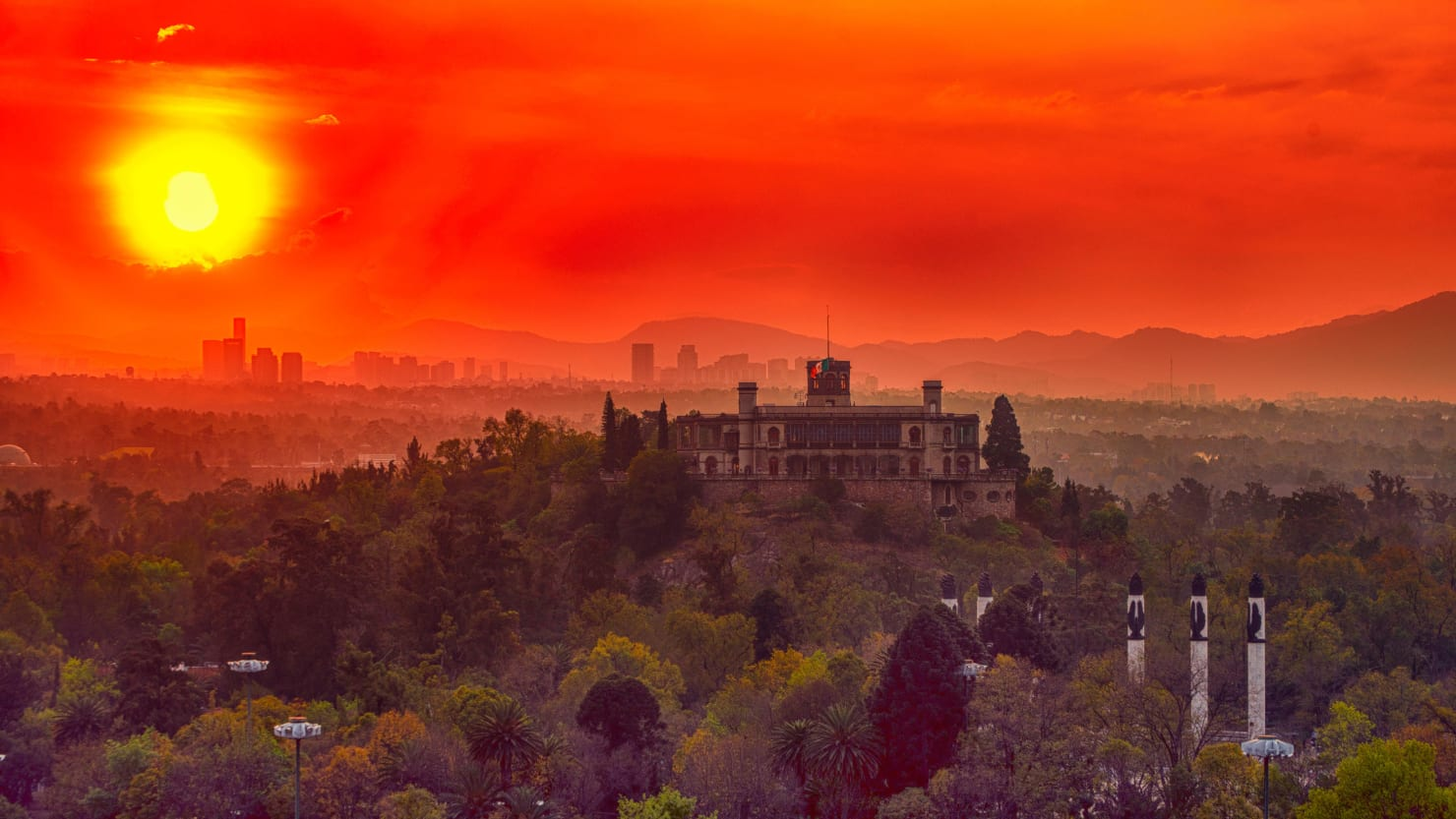 Daily Beast Cheat Sheet to Chapultepec Castle