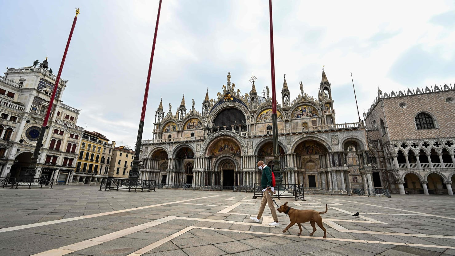 Venice Wants Tourists Back—If They're Elite