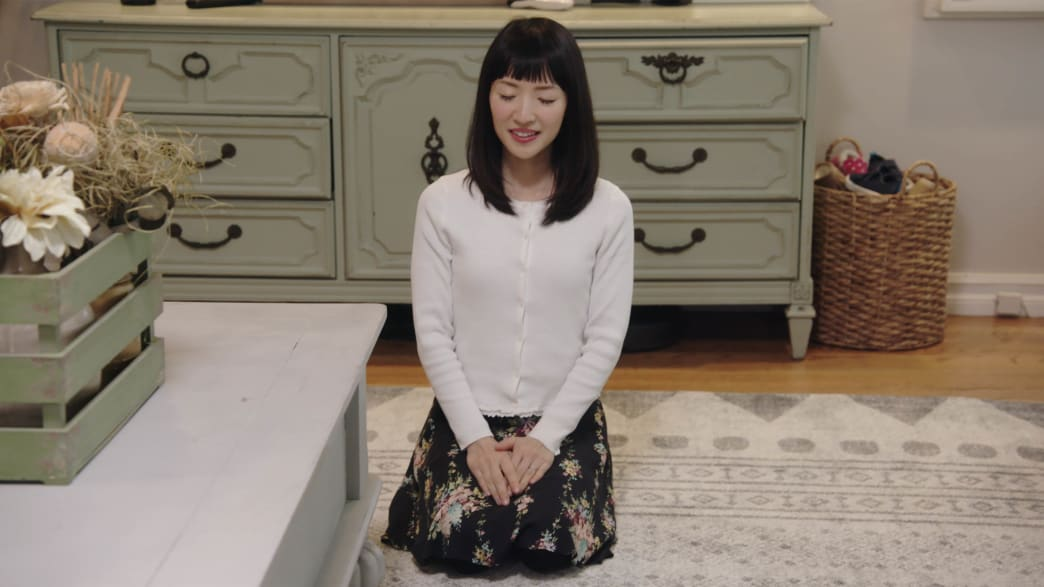 The Racist Backlash Against Marie Kondo of Netflix's 'Tidying Up'
