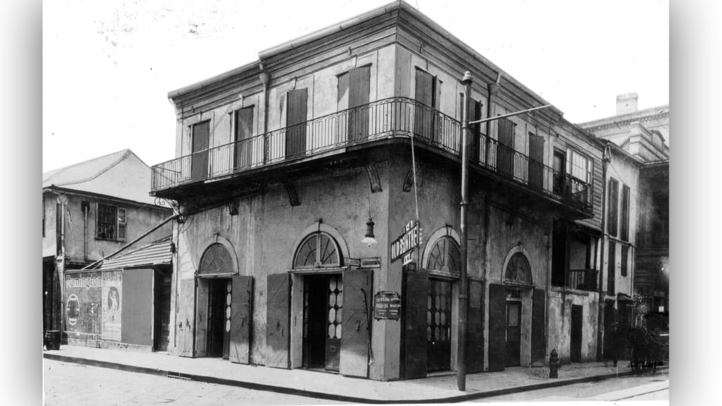 The Birth of America's Most Famous Bar