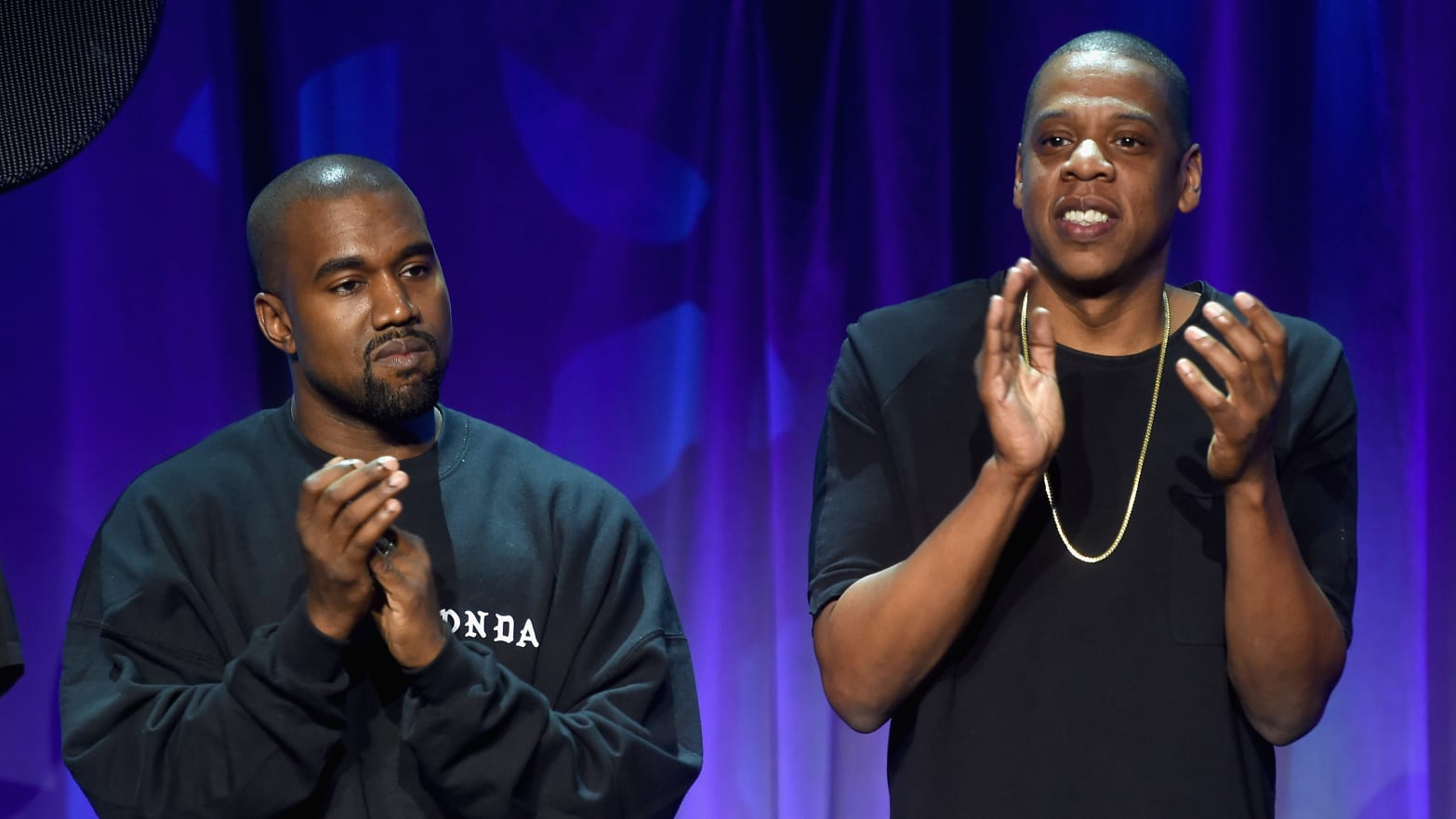 36dbbebbfb3 Kanye West Breaks Up With JAY-Z s Tidal
