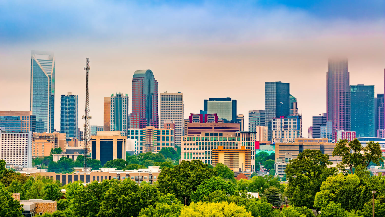 Charlotte, North Carolina Is So 20th Century And That's Its Charm