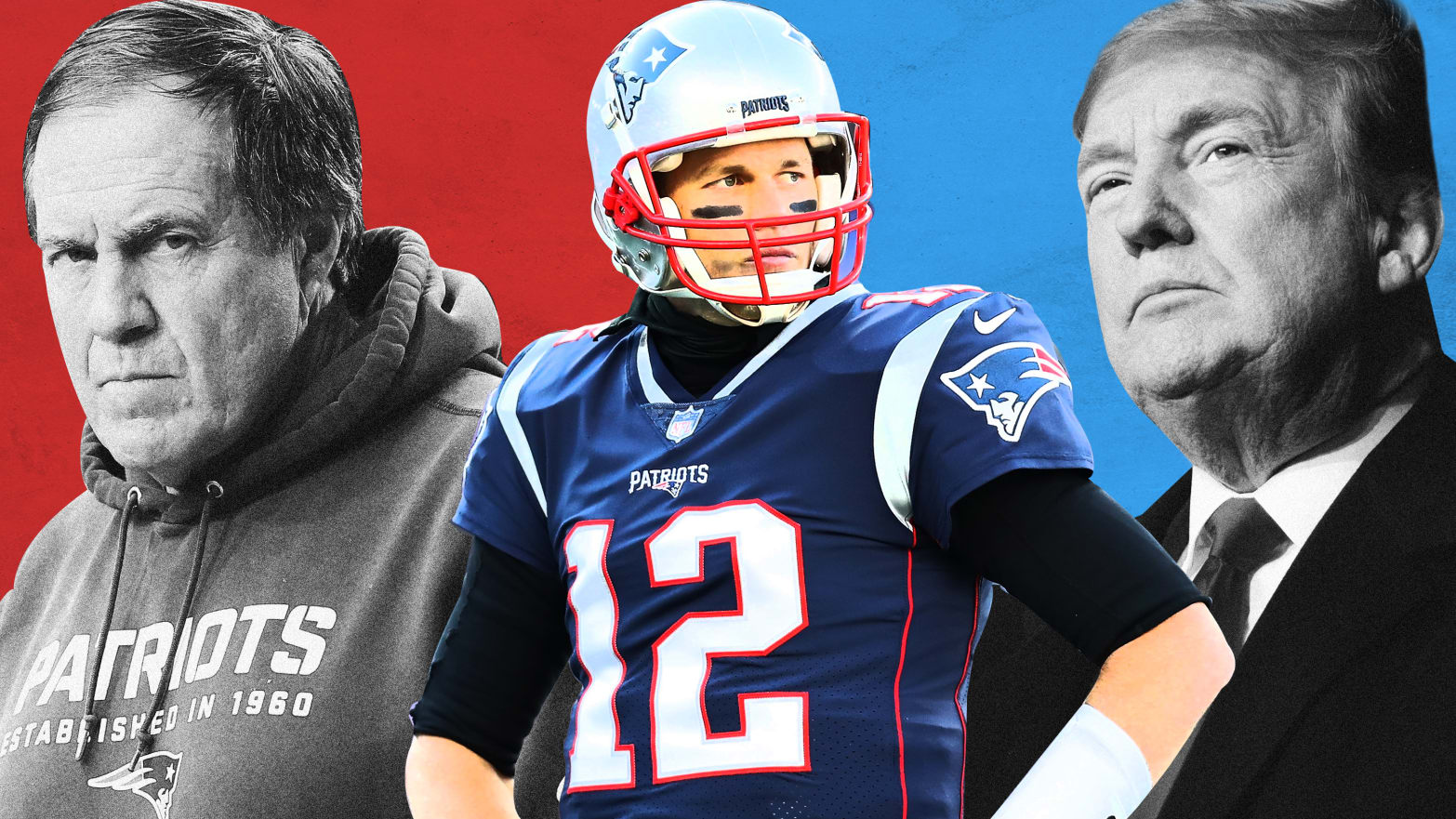 92d061c7 Tom Brady and the New England Patriots' Trump Mentality