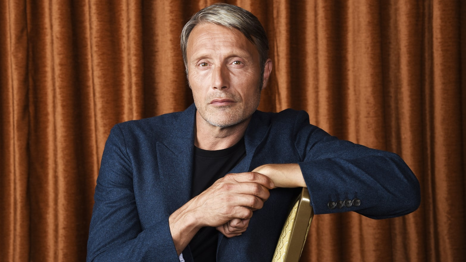 Mads Mikkelsen, Smoldering Sex Symbol, Is Ready To Kick