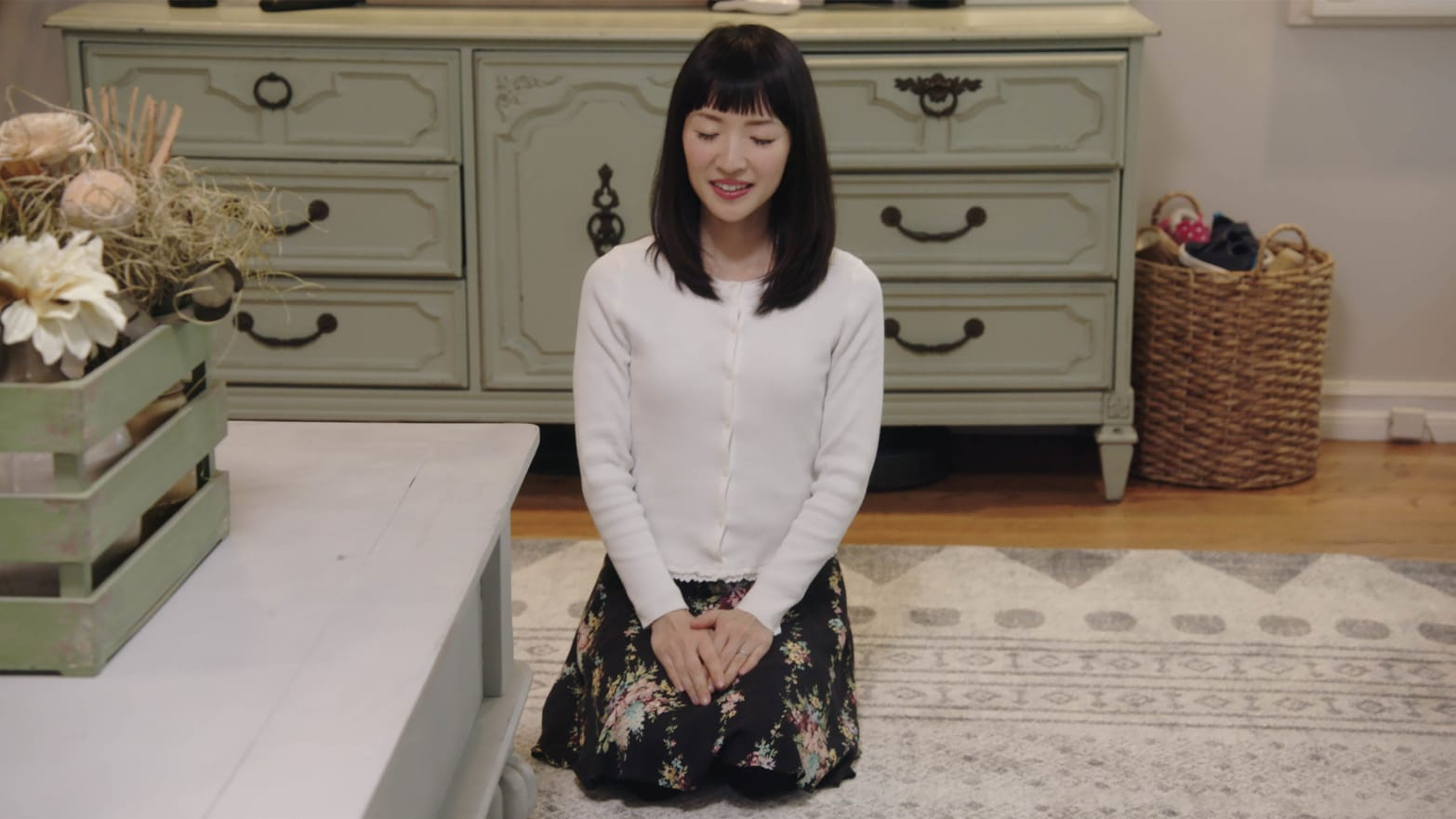 the racist backlash against marie kondo of netflix s. Black Bedroom Furniture Sets. Home Design Ideas