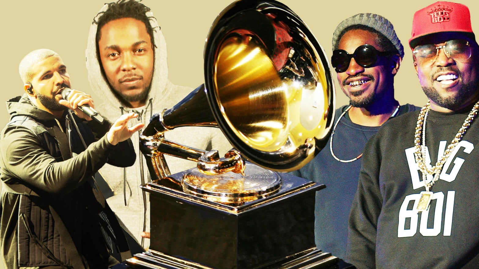 The Grammy Awards' Racist Aversion to Hip-Hop