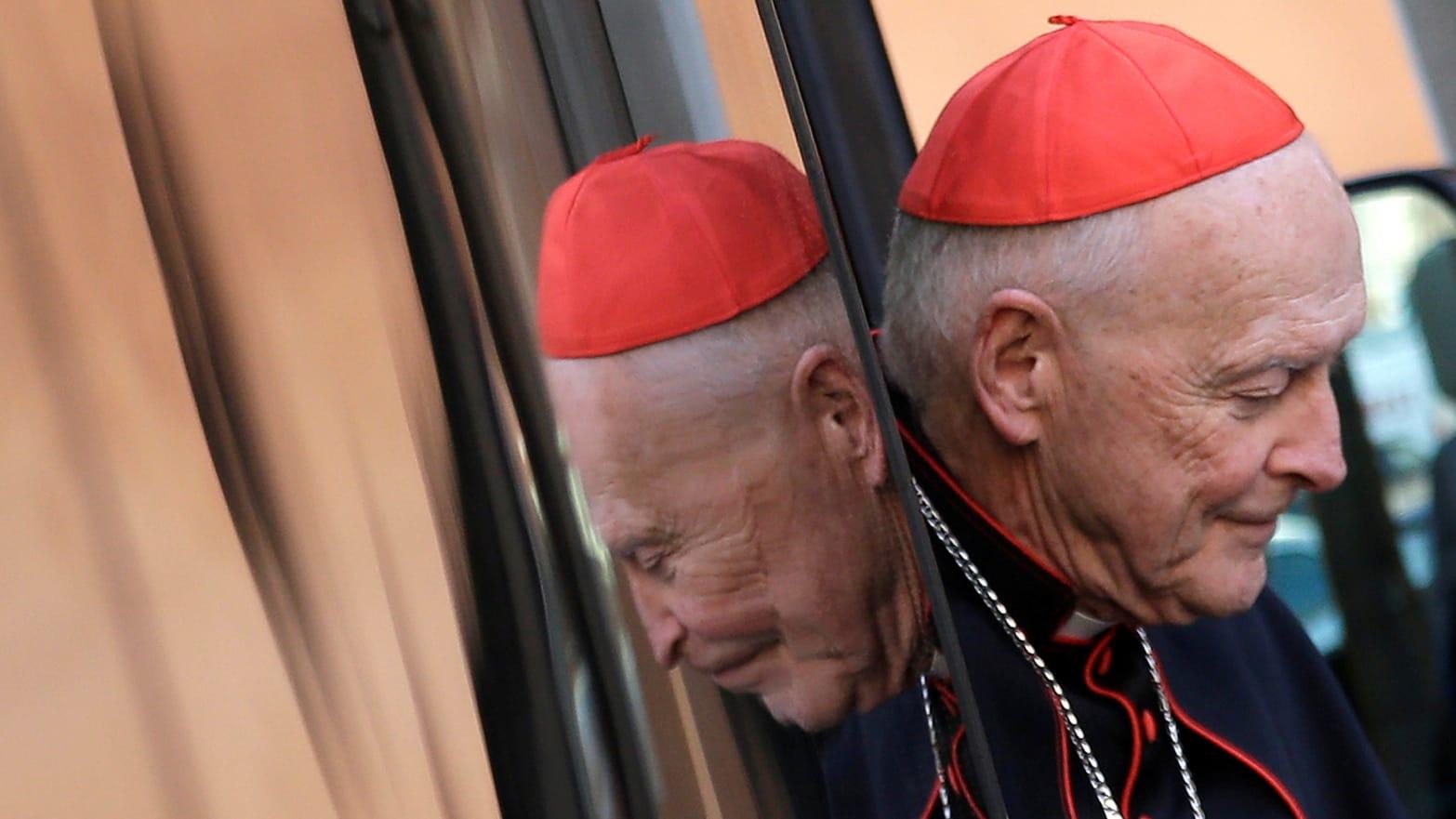 Cardinal McCarrick Becomes Highest-Ranking U.S. Catholic to Be Defrocked