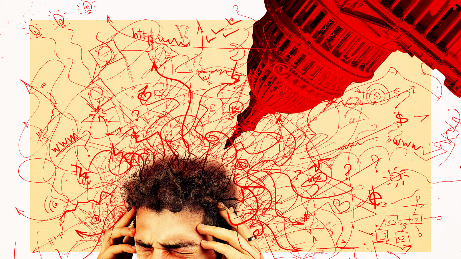 The Paranoid Style Plays in This Age of Anxiety